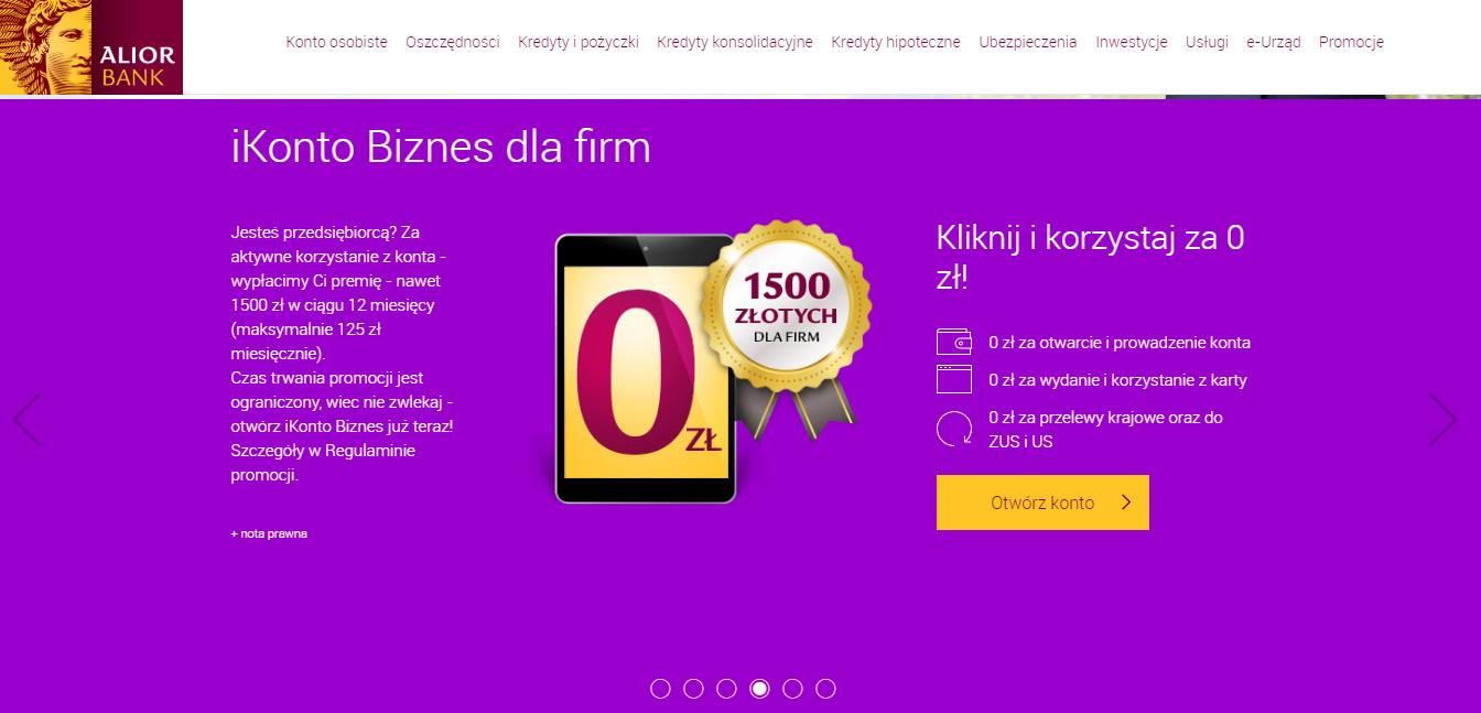 Alior bank forex