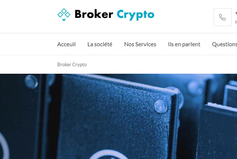 Crypto Broker
